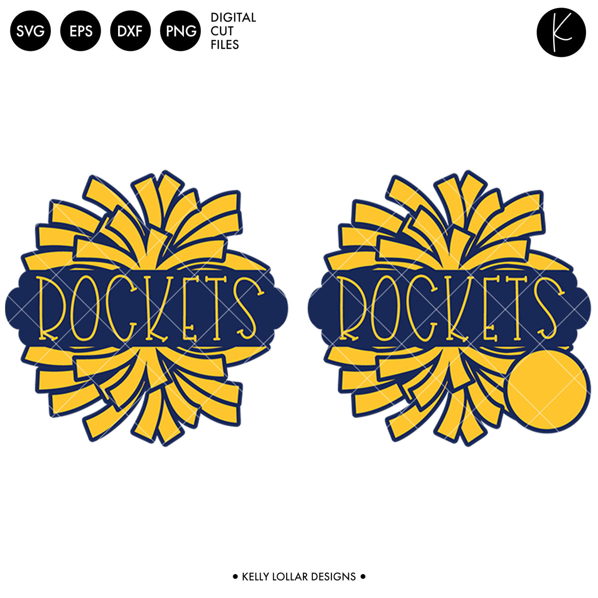 Rockets Dance Bundle | SVG DXF EPS PNG Cut Files