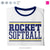 Rockets Baseball & Softball Bundle | SVG DXF EPS PNG Cut Files
