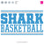 Sharks Basketball Bundle | SVG DXF EPS PNG Cut Files