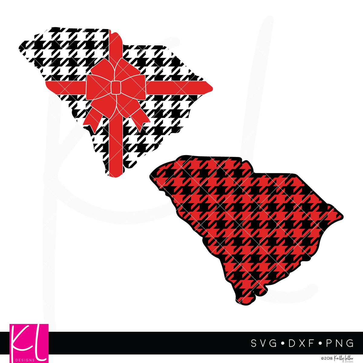 South Carolina State Bundle | SVG DXF EPS PNG Cut Files