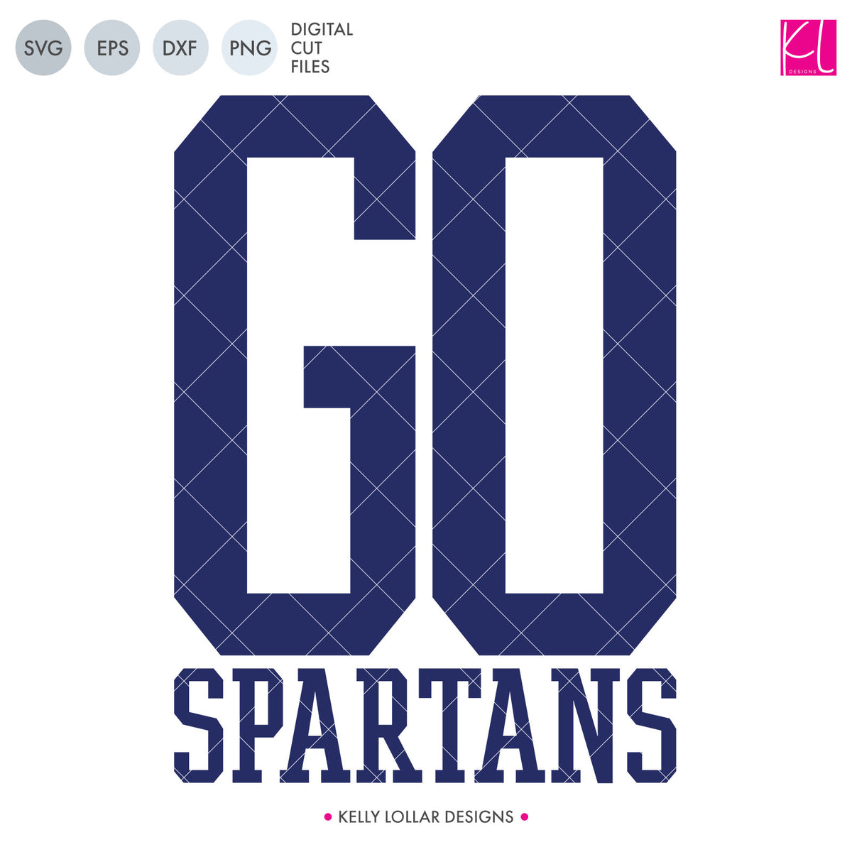 Spartans Mascot Bundle | SVG DXF EPS PNG Cut Files
