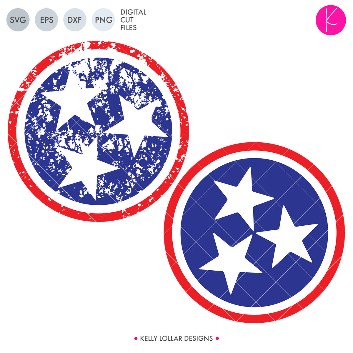 Tennessee State Bundle | SVG DXF EPS PNG Cut Files