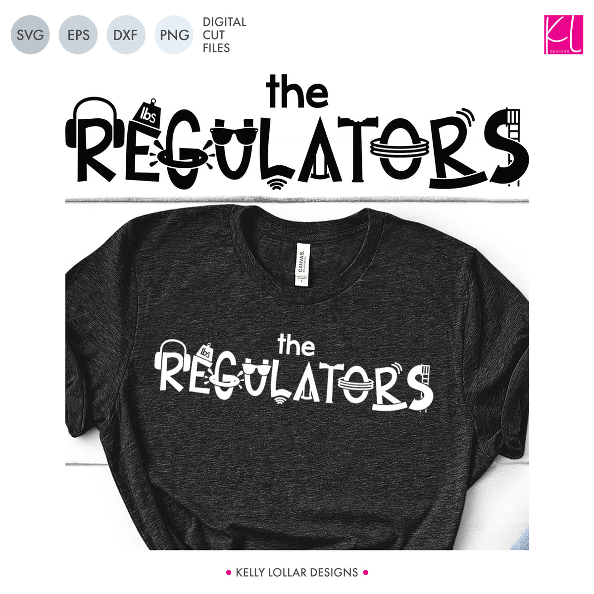 Regulator | SVG DXF EPS PNG Cut Files