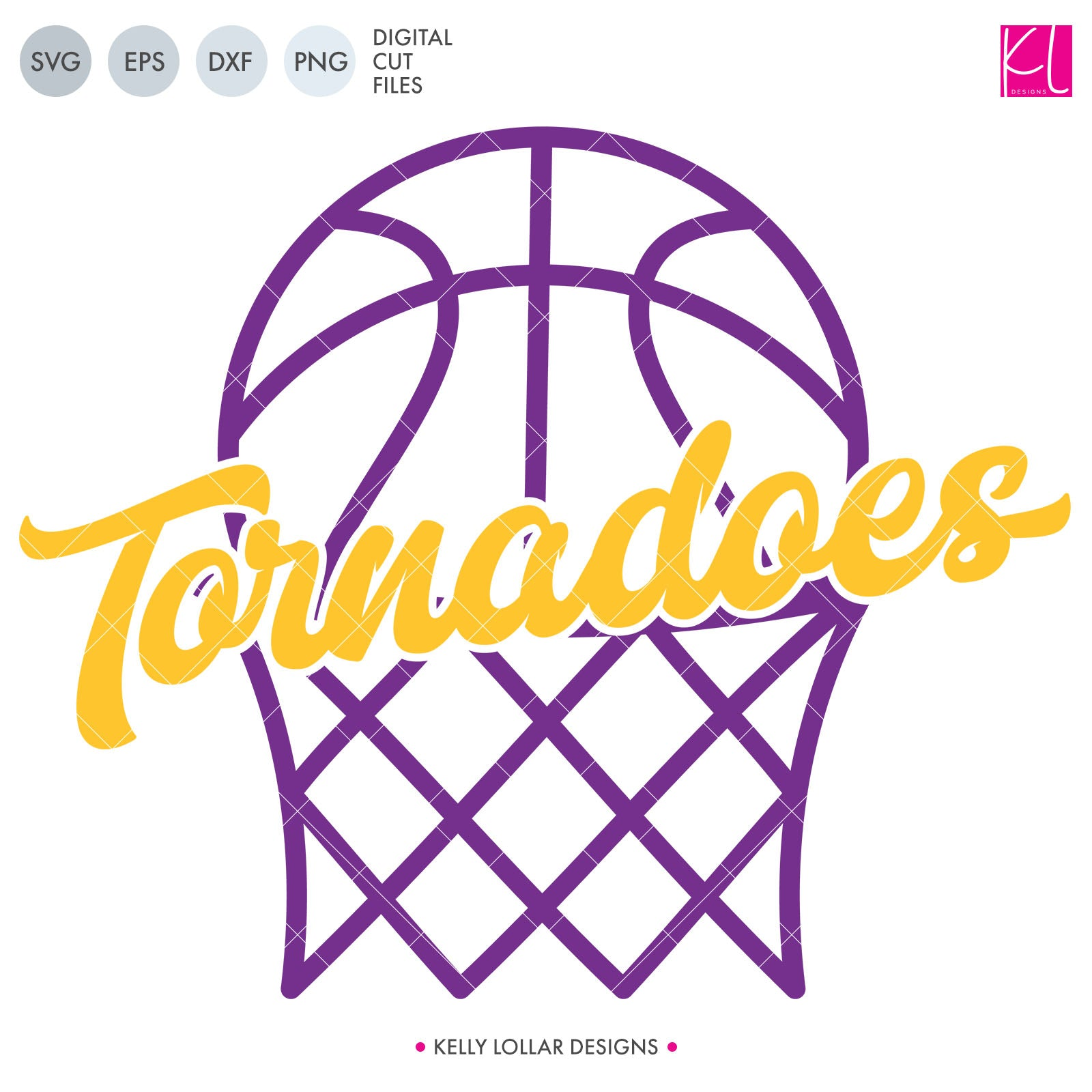Tornadoes Basketball Bundle | SVG DXF EPS PNG Cut Files It's basketball season, so you Tornado Basketball crafter know what that means ... new spirit shirts! This fourteen-piece bundle includes a little something for everyone - from girly and cute
