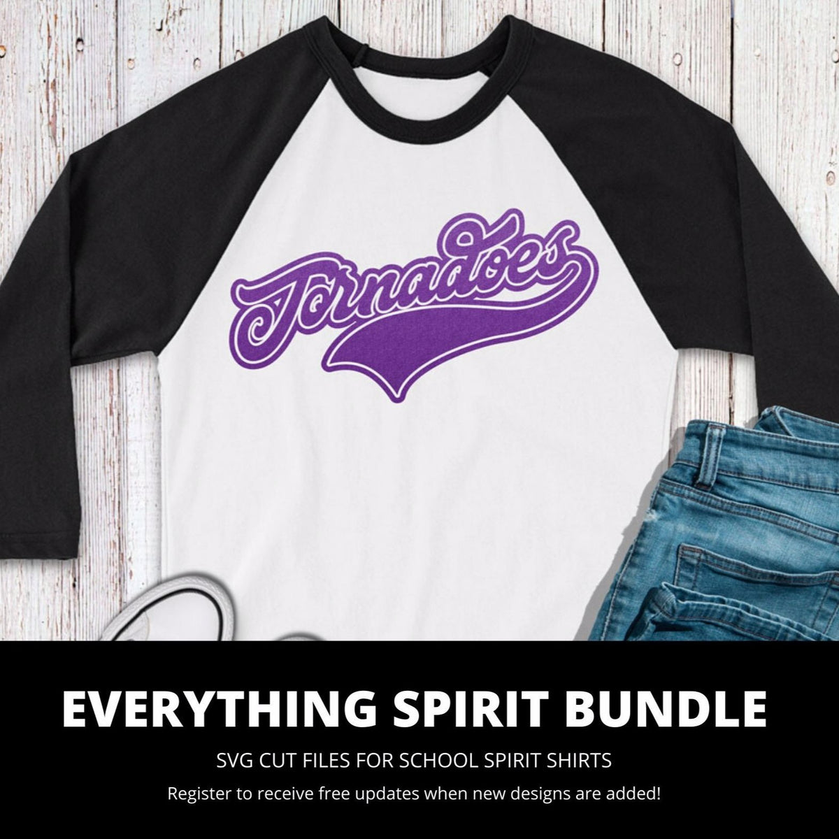 Tornadoes Everything Spirit Bundle | SVG DXF EPS PNG Cut Files