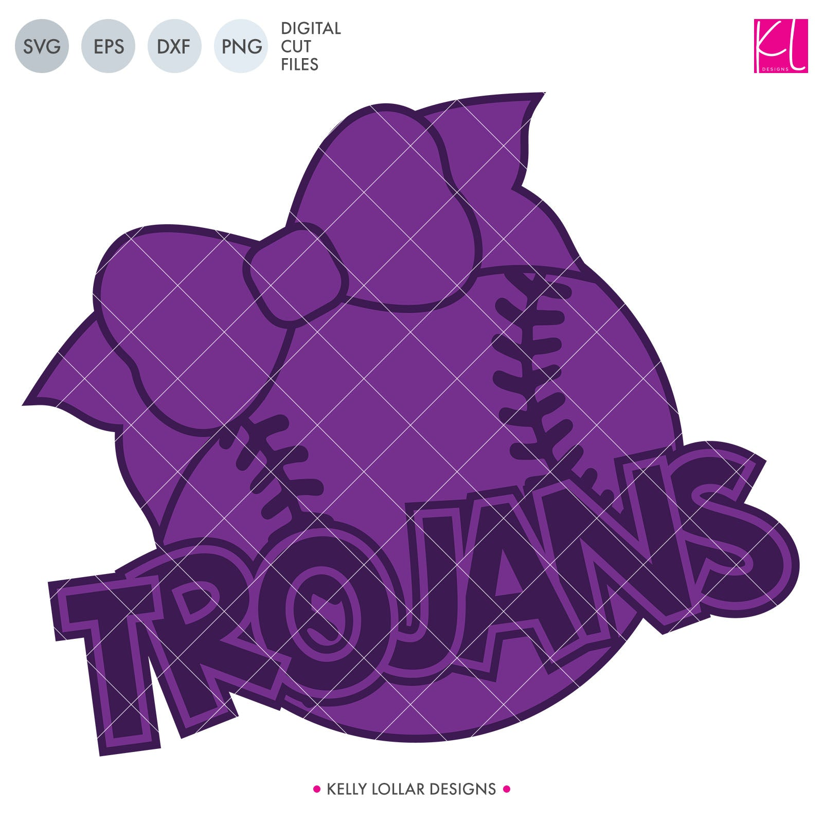 Trojans Baseball & Softball Bundle | SVG DXF EPS PNG Cut Files It's baseball and softball season, so Trojan crafter know what that means ... new spirit shirts! This fifteen-piece bundle includes a little something for everyone - from girly and cute