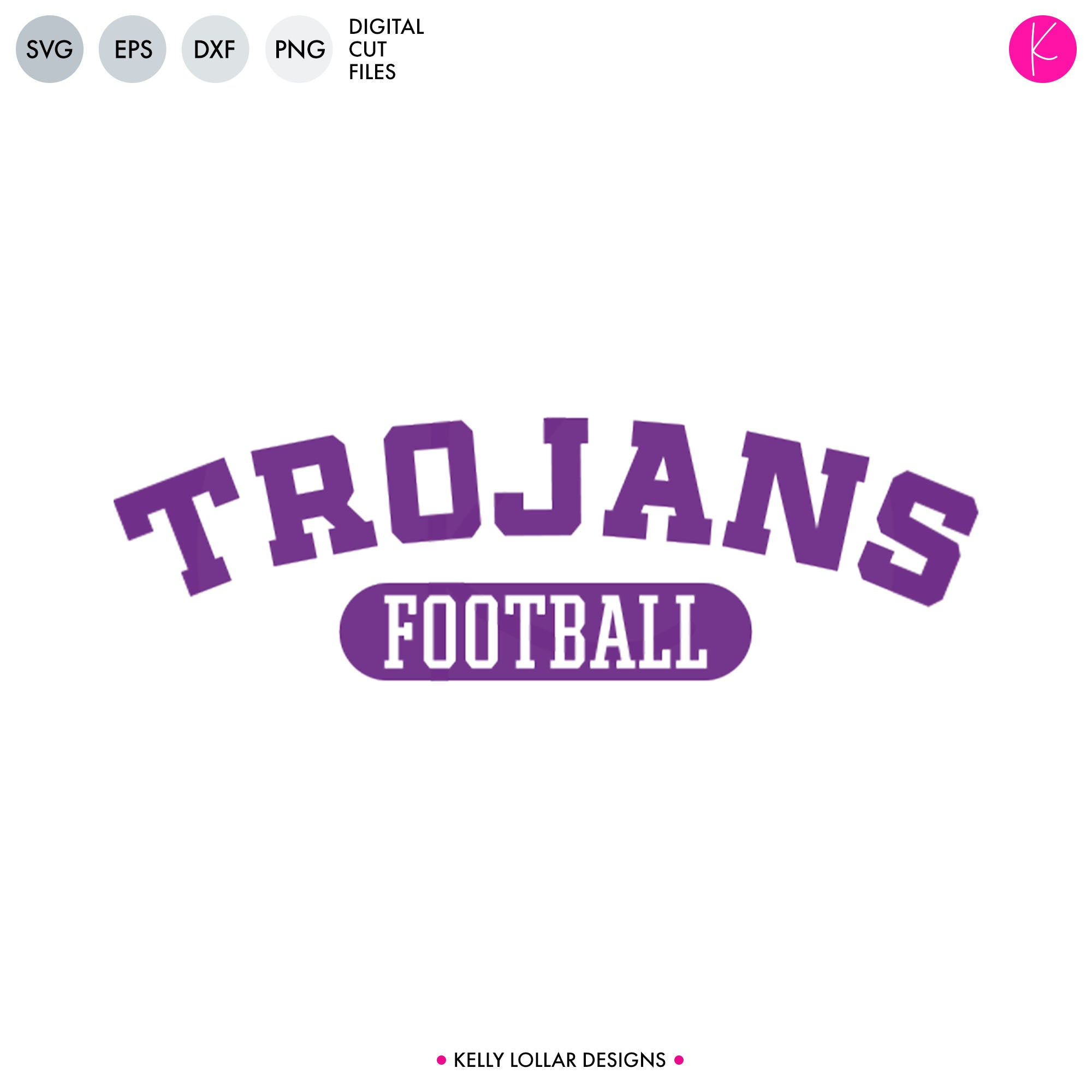 Trojans Football Bundle | SVG DXF EPS PNG Cut Files This Trojan Football Bundle was created with school crafters in mind. Create an assortment of spirit shirts with choices ranging from family designs to monograms to classic. 24 files for