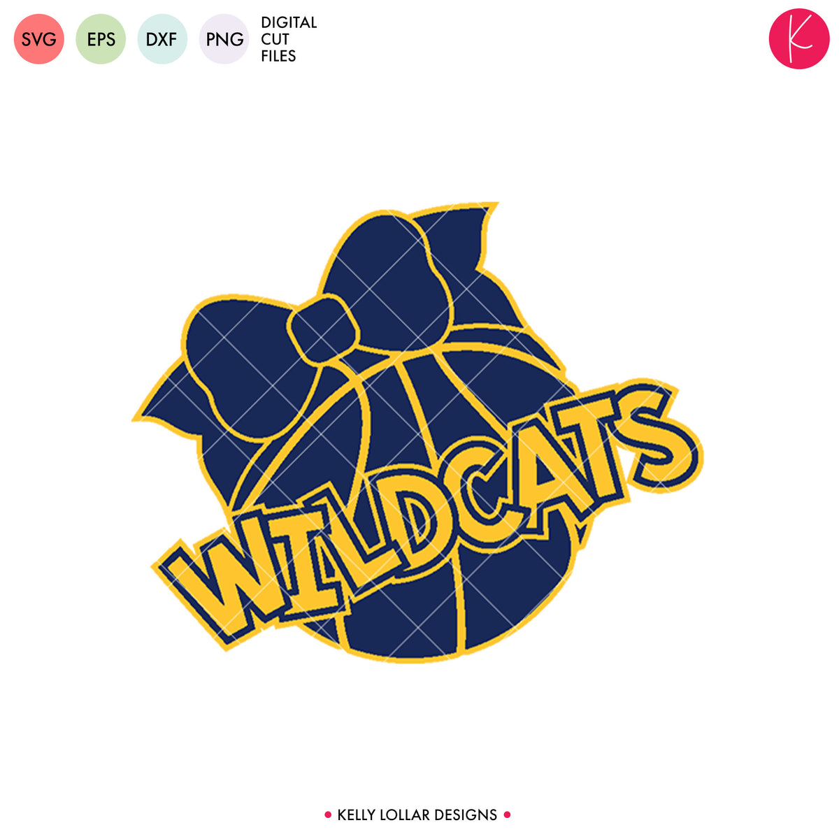 Wildcats Basketball Bundle | SVG DXF EPS PNG Cut Files