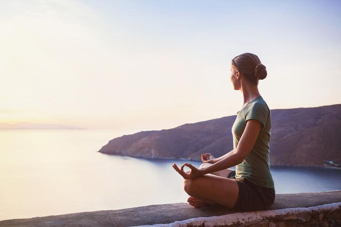 Five benefits of meditation