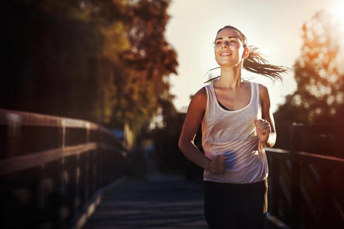 Five reasons regular exercise will improve your skin