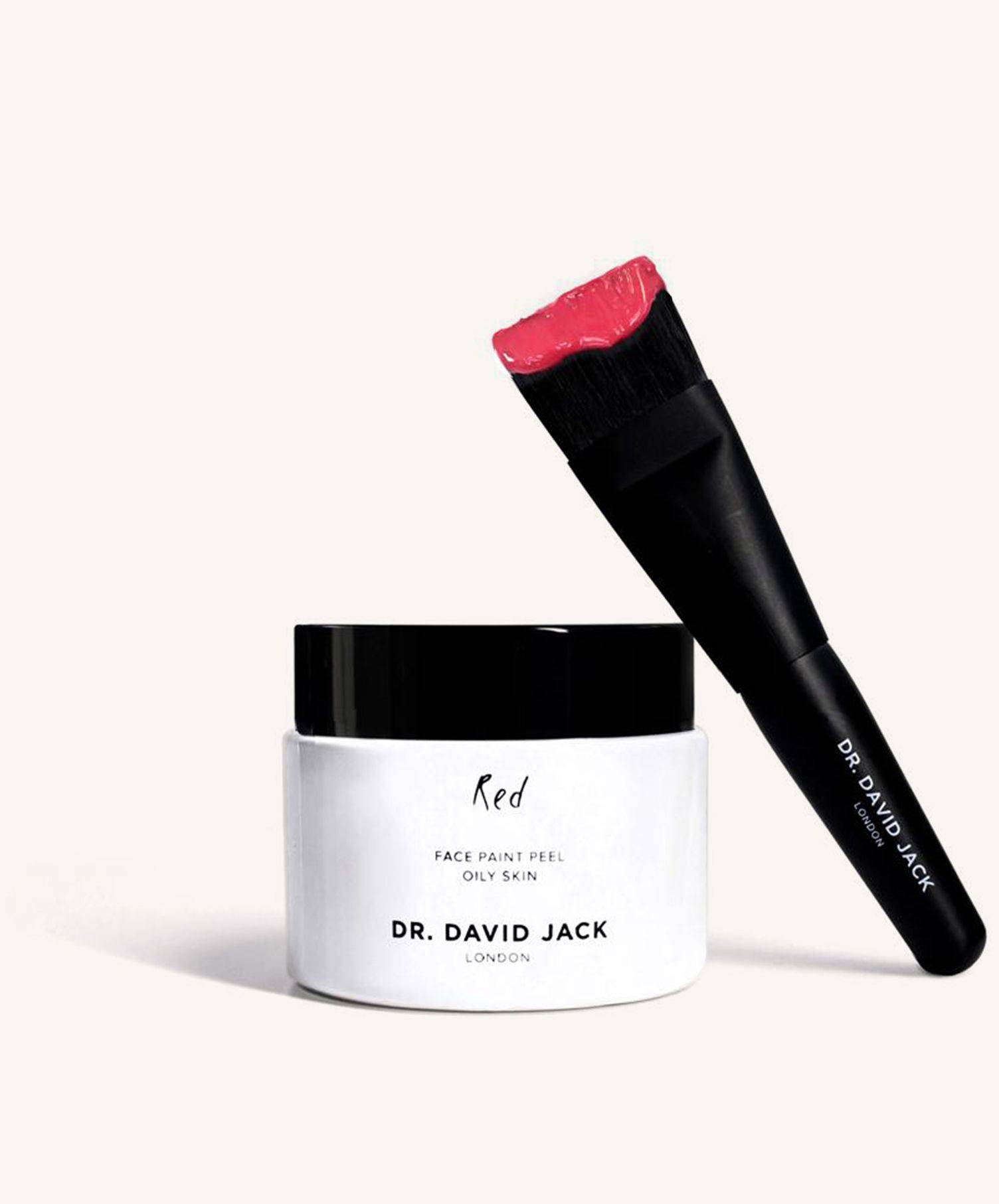 Red Face Peel - Dr. David Jack