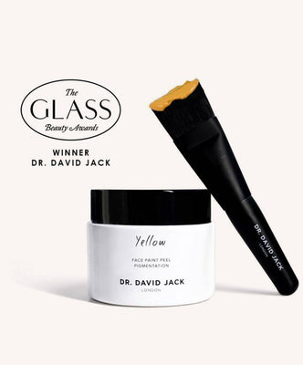 Yellow Face Peel - Dr. David Jack