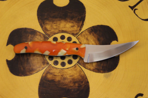 Skinner with Orange Firefly Handle