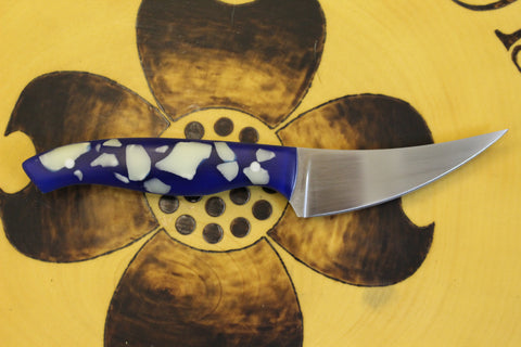 Skinner with Blue Firefly Handle