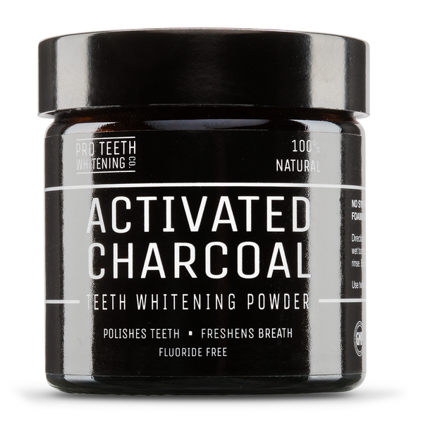 Pro Teeth Whitening Co - Teeth Whitening Activated Charcoal Powder