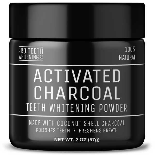 Complete Charcoal Whitening Kit