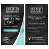 Pro Teeth Whitening Co - Teeth Whitening Strips with Activated Charcoal 30 Minute Teeth Whitening