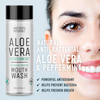 Pro Teeth Whitening Co - Aloe Vera Natural Mouthwash Peppermint Flavour 98% Naturally Derived