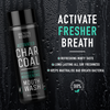 Pro Teeth Whitening Co - Activated Charcoal Natural Teeth Whitening Mouthwash Peppermint Flavour 98% Naturally Derived