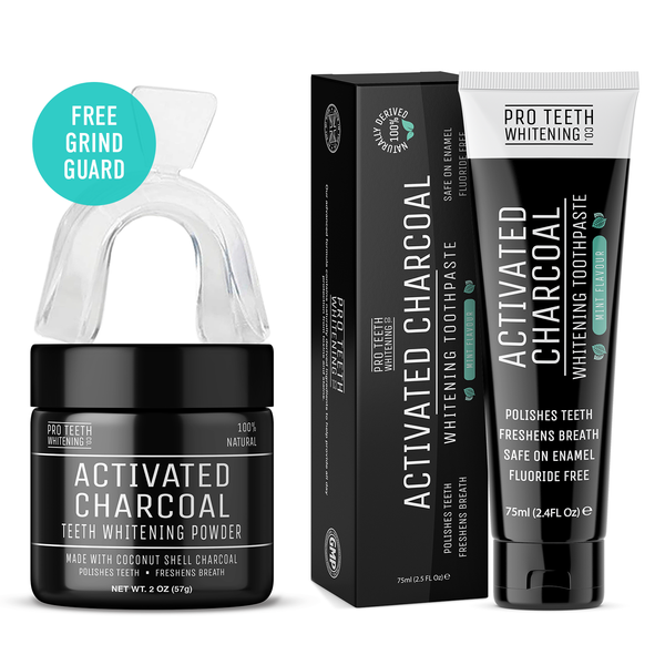 Charcoal Duo Kit