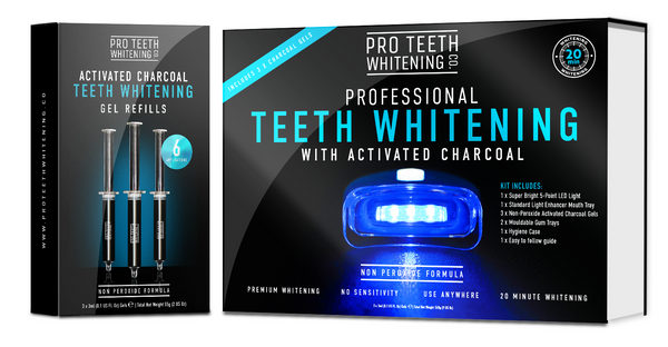 Bumper Teeth Whitening Kit