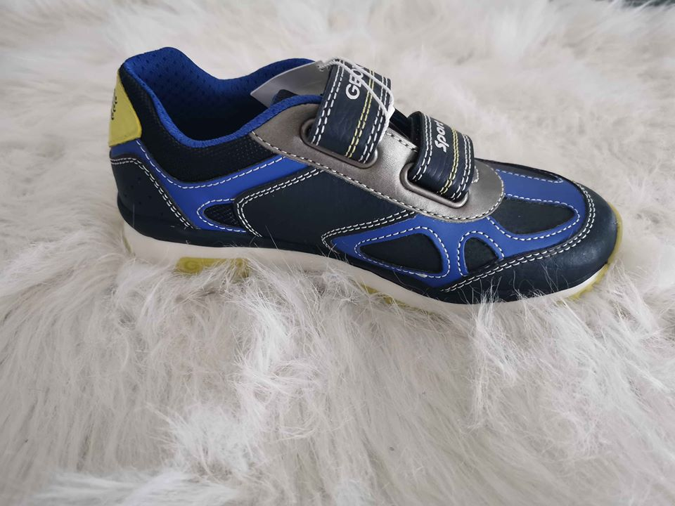 Geox Running Shoes - MunchkinGear.com