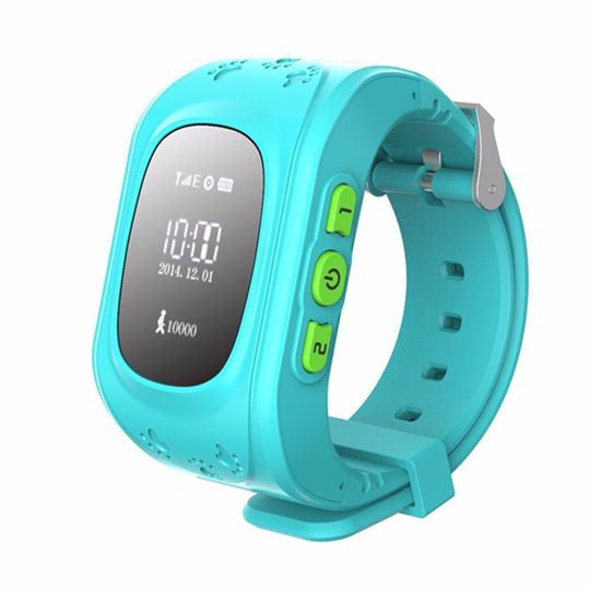 Daily Special GPS Tracker SmartWatch For Children, Keep Your Kids Safe & Within Reach - MunchkinGear.com