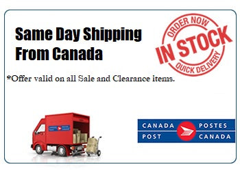 Same Day Shipping From Canada to Canada