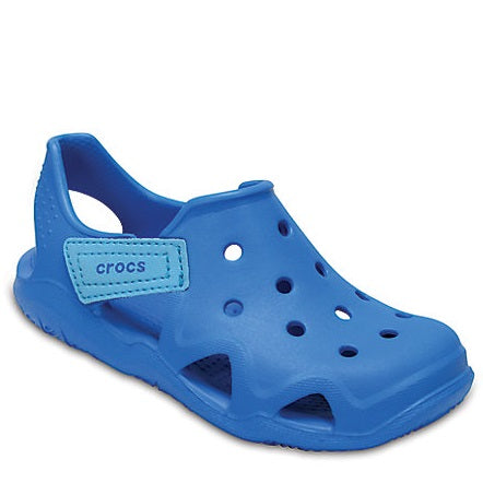 Crocs Blue Sandals - MunchkinGear.com
