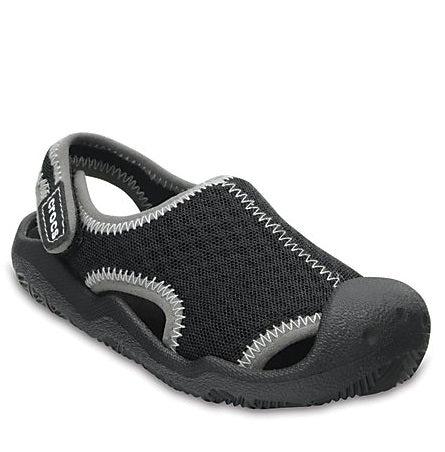 Crocs Sandals Black - MunchkinGear.com
