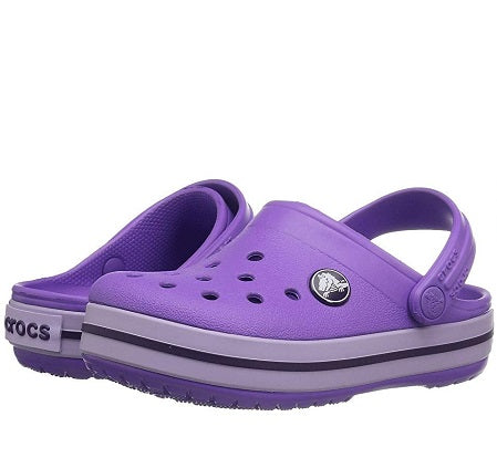 Purple Clogs - MunchkinGear.com