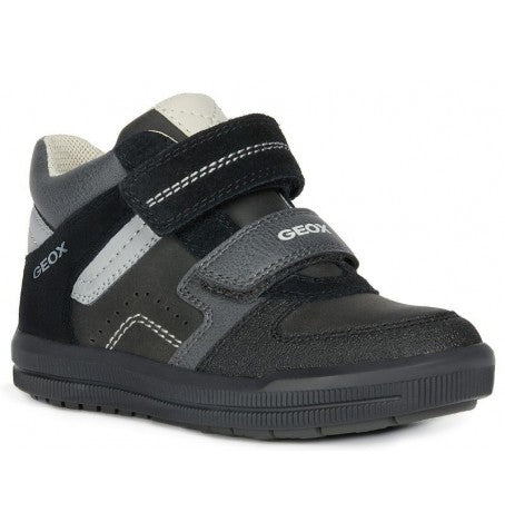 Geox Black Shoes - MunchkinGear.com