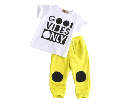 Comfy and Colorful 2 PC Set - MunchkinGear.com