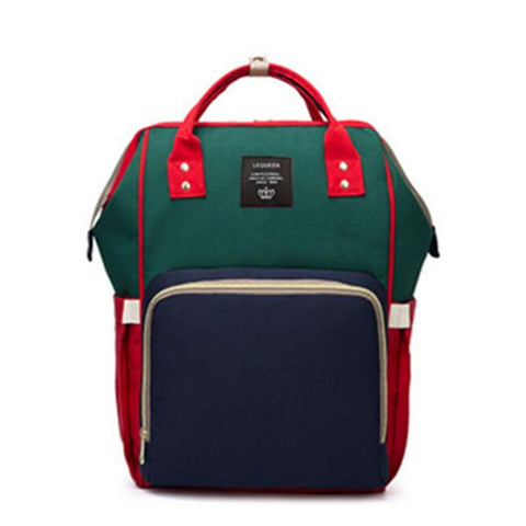 Fashionable Diaper Bag - MunchkinGear.com
