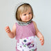 Floral Hooded 3 PC Set - MunchkinGear.com