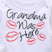 Grandma Was Here 3 PC Set - MunchkinGear.com