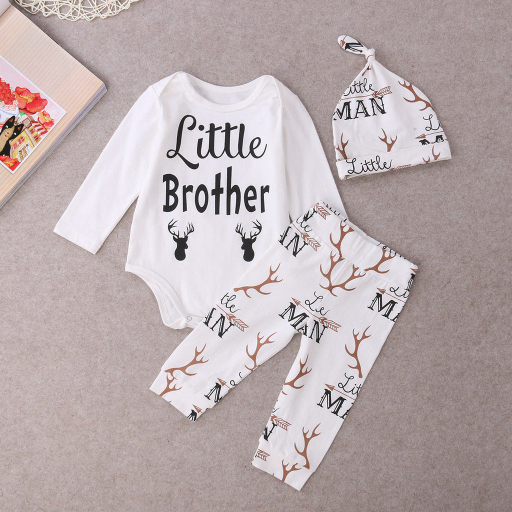 Little Brother 3 PC Set - MunchkinGear.com