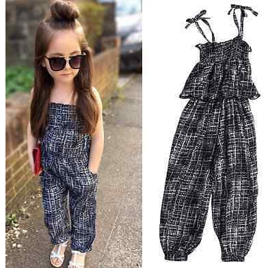 Casual Gray Jumpsuit For Toddlers - MunchkinGear.com