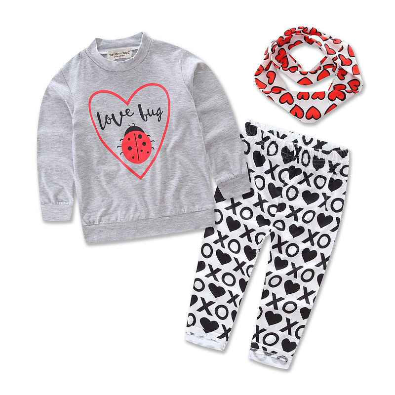 Love Bug Set - MunchkinGear.com
