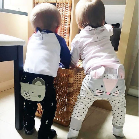Mouse Themed Pants - MunchkinGear.com