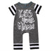 Kiss Your Mama Romper - MunchkinGear.com