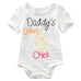 Daddy's Other Chick Onesie - MunchkinGear.com