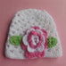 Big Flower Knitted Hat - MunchkinGear.com