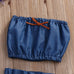 Denim 2 Pc Set - MunchkinGear.com