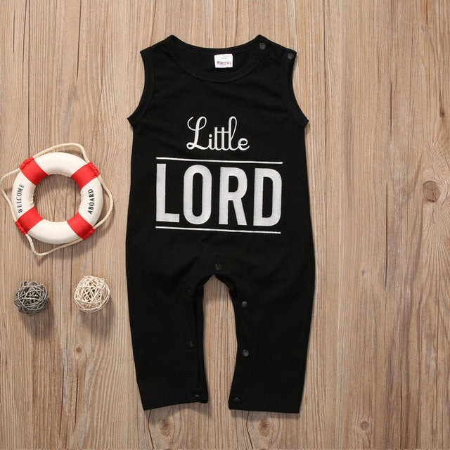 Little Lord Jumpsuit - MunchkinGear.com