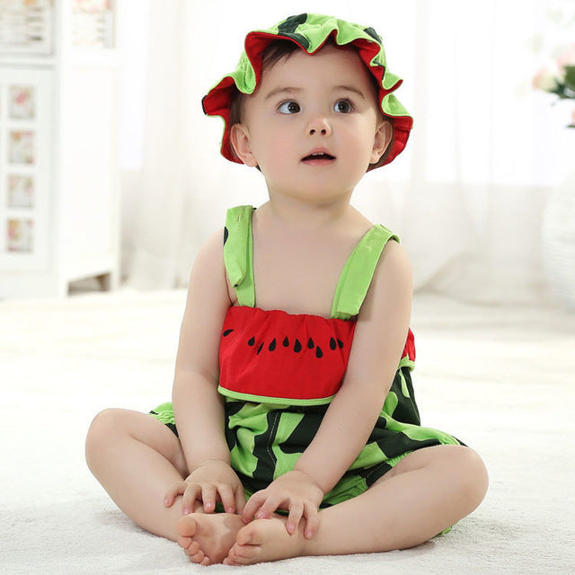 Watermelon Halloween Costume - MunchkinGear.com