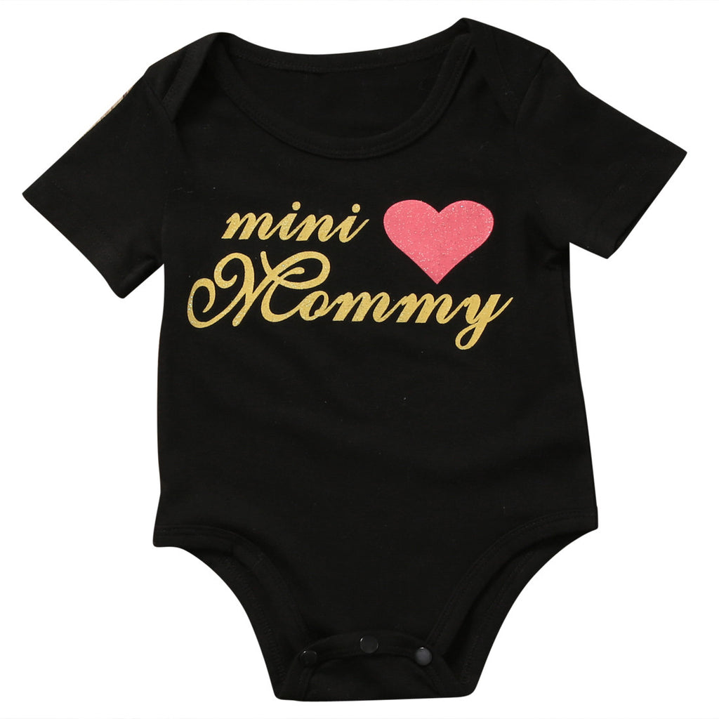 Mini Mommy Onesie - MunchkinGear.com