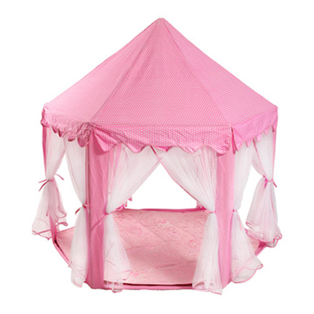 Princess Castle Playhouse Tent - MunchkinGear.com