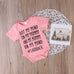 Got My Mind On My Mommy Pink Onesie - MunchkinGear.com