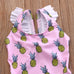 Pineapple Power Bathing Suit - MunchkinGear.com